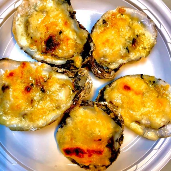 *Charbroiled Oyster